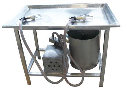 平台手动盐水注射机(小型,实验室)厂家,价格,参数,图片