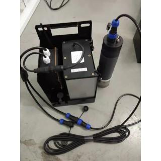 地下管道末端水质监测系统
