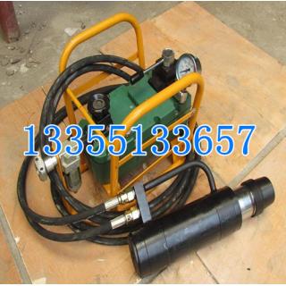 MQ18-180/55气动锚索张拉机具怎么使用