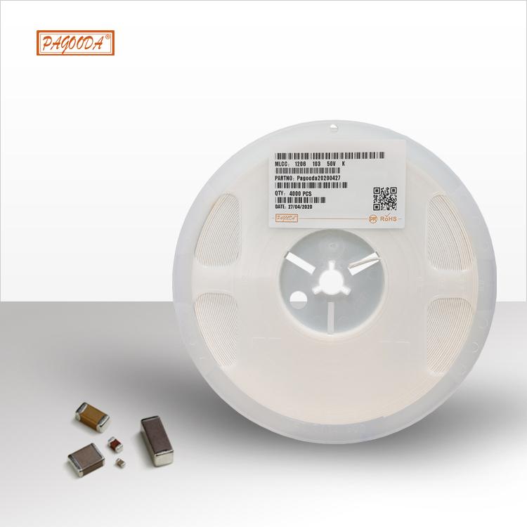三星原装贴片电容0805 Y5V 106M 6.3V