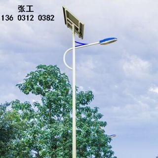 保定路灯杆厂家,保定6米30瓦太阳能路灯40瓦