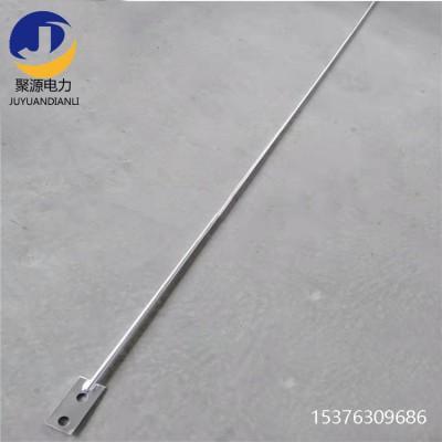 镀锌钢接地引下线夹 3米 长度可以定制