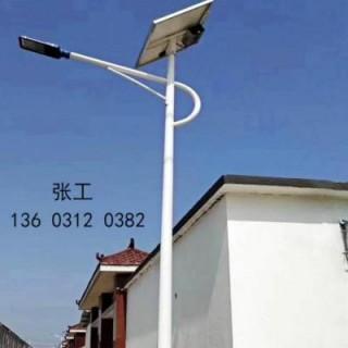 张家口灯杆厂,张家口30瓦太阳能路灯安装价格