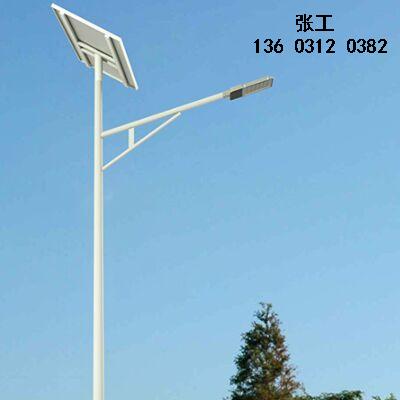 廊坊6米太阳能路灯农村市电路灯价格