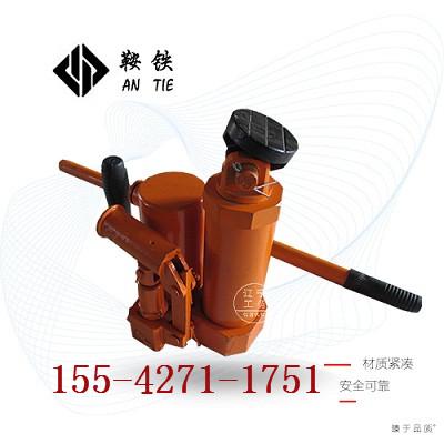 鞍铁YFZ-80液压枕木矫正器高铁养路设备基本操作