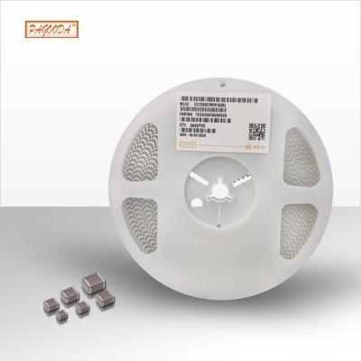 自动化设备-0603贴片电容-±5%现货供应