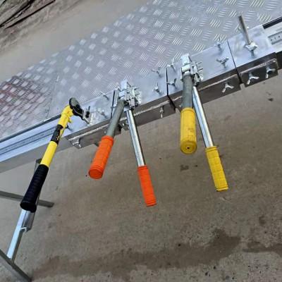 吊弦制作平台 接触网吊悬组合平台  定制