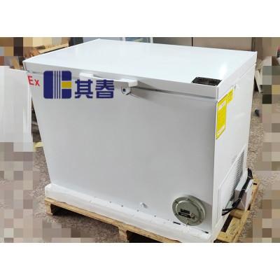单门卧式防爆冰箱冰柜205升其春电气