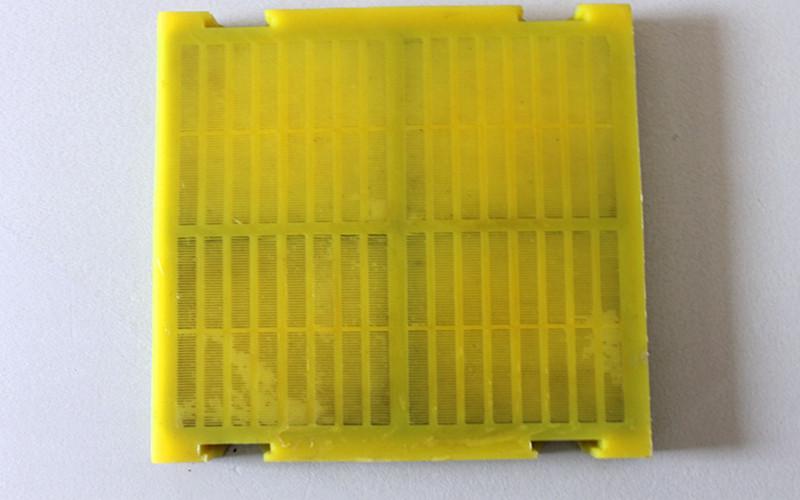 聚氨酯筛板使用范围介绍及规格型号