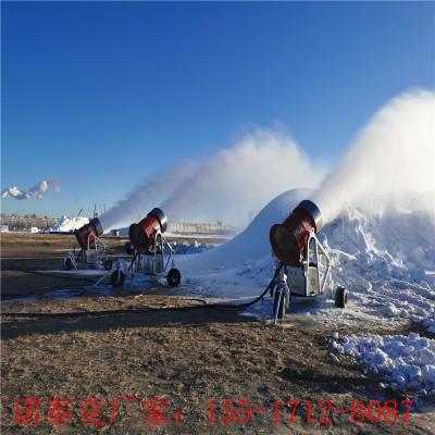 物联网远程操作造雪机设备售价 造雪机出雪原理及特点