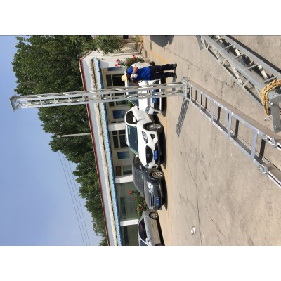 电气化铁道抢修塔轨道交通抢修支柱铝合金抢修支柱