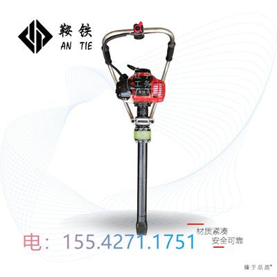 云南鞍铁便捷式内燃捣固机轨道交通设备器材教你使用