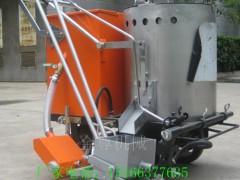 自走式热熔划线机高速公路斑马线划线机停车场手推式划线机