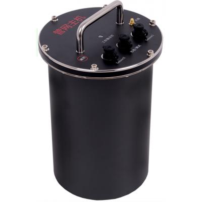 工业排污口管网流量水位监测系统