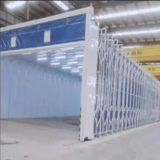 大型伸缩移动喷漆房常见问题解答