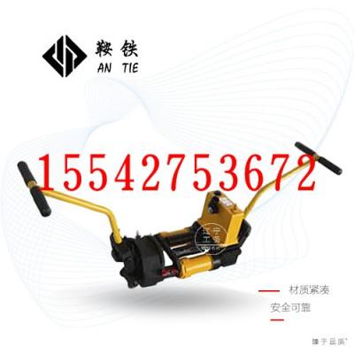 鞍铁液压推轨缝调整器轨道设备使用