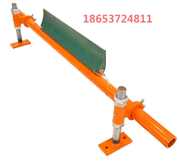 二道聚氨酯清扫器 空段清扫器  P型清扫器 适用800带宽