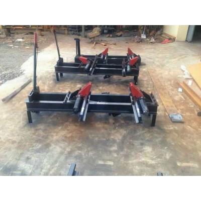 铸件式气动阻车器 QZC9矿用气动阻车器 气动阻车器生产厂家