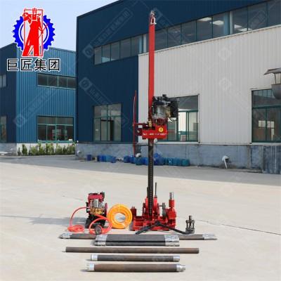 勘探钻机 便携式岩心钻机 50米地勘设备华夏巨匠QZ-3