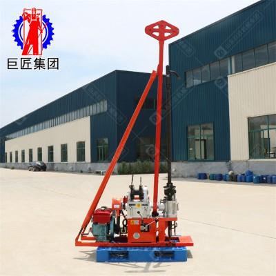 勘探钻机 轻便液压岩心钻机30液压勘探华夏巨匠YQZ-30