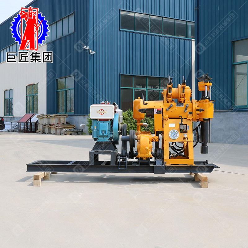 岩心钻机 工程勘察钻机130米岩芯钻机华夏巨匠HZ-130Y