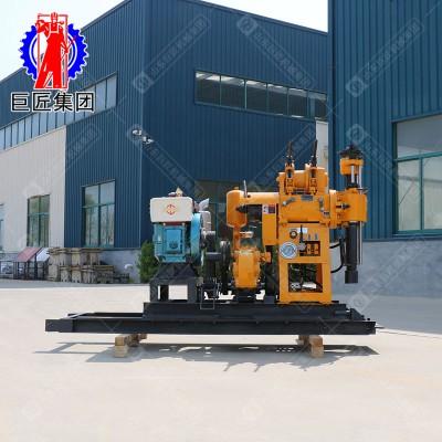 勘探钻机地质取芯钻机130米岩心钻机华夏巨匠HZ-130YY