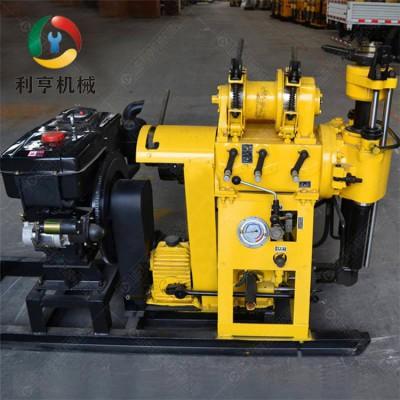 利亨供应HZ-200Y小型勘探取样钻机  液压岩心钻机
