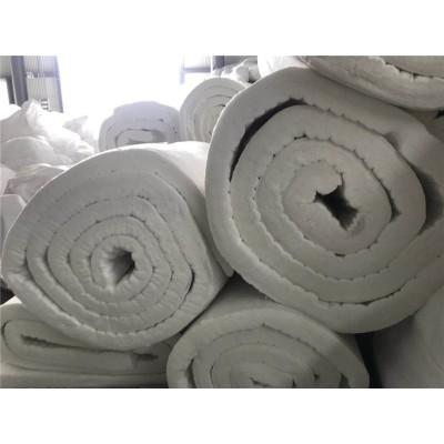 管道外保温隔热材料硅酸铝耐火纤维毯