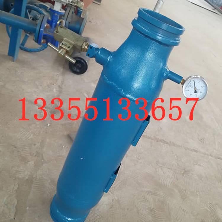 矿用管道必备反冲洗过滤器生产厂家 10MPA管道排污器