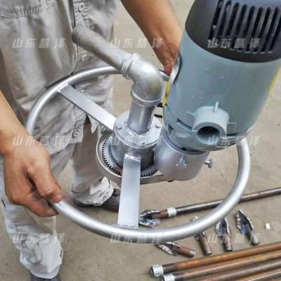 供应二千元一下小型打井机 小型庭院民用打井钻井机