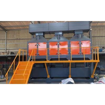 催化燃烧设备 有机废气处理 RCO蓄热式吸附脱附废气处理设备
