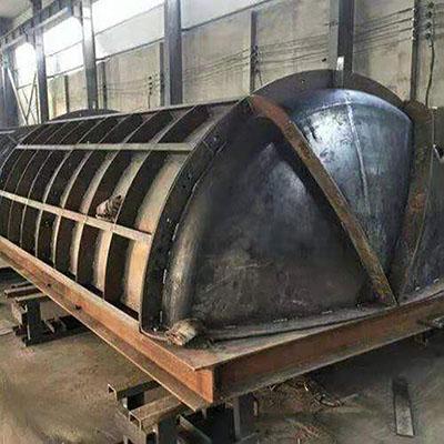 定制-污水井钢模具  化粪池制品模具