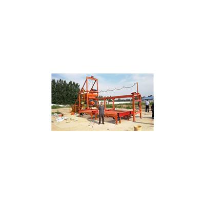 制作模具的机器设备-水泥栏杆模具机器设备