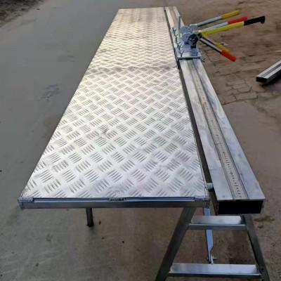 吊线制作平台 接触网吊悬组合平台 吊弦压接钳 吊弦制作平台