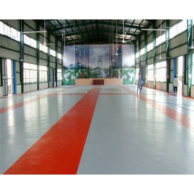 南宁隆安会展中心复古地坪漆施工厂家|地下车库环氧地坪漆