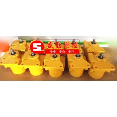 皮带秤专用测速传感器60-12C徐州三原测速传感器