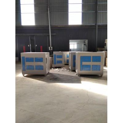活性炭吸附箱 活性炭废气处理环保设备 二级活性炭吸附装置